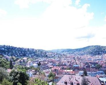 Stuttgart: Meine Lieblingsstadt