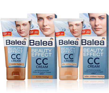 Balea - Beauty Effect CC Cream