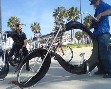 Die coolen Typen cruisen dieses Jahr mit Cruiser-Bikes!