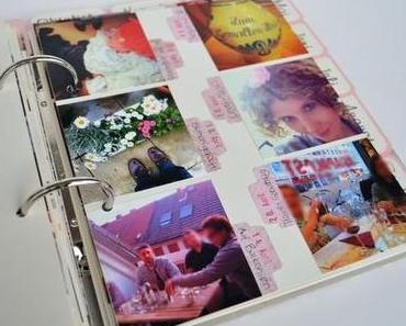 erinnerungsbuch / memory book / april