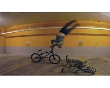 BMXing outside the box