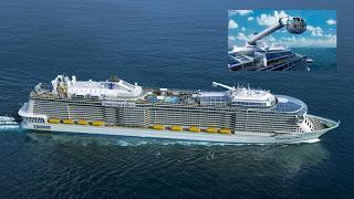Royal Caribbean unterzeichnet Vertrag für ein drittes Schiff der Quantum-Klasse