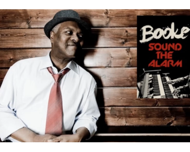 "Booker T – ""Sound The Alarm"" feat. Mayer Hawthorne"