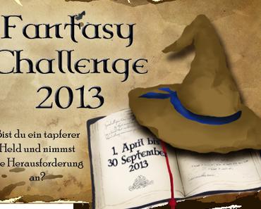 Fantasy-Lesechallenge 2013 - Zweiter Zwischenstand (Mai 2013)