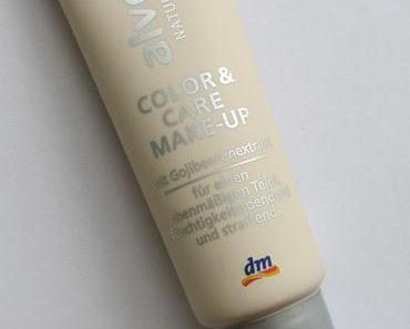 alverde Color & Care Make-Up