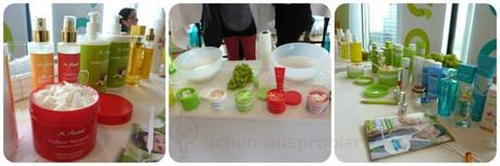 Gestern Beim Beauty Press Blogger Event In D Sseldorf