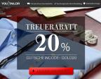 Newsletter-Programm außer Kontrolle: Youtailor feuert aus allen Rohren