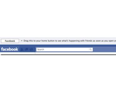 Facebook testet… die Browser-Startseite