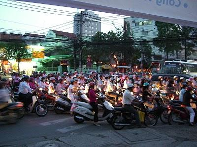 Ho Chi Minh City: Development on Fast-forward