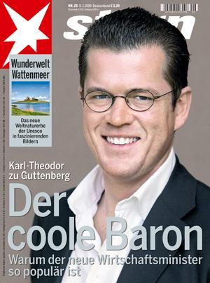 """Guttenberg, Schäuble und die """"vierte Gewalt"""""""