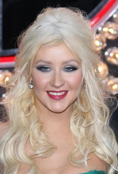 CHRISTINA AGUILERA SINGER AND ACTRESS BURLESQUE, LOS ANGELES PREMIERE HOLLYWOOD, LOS ANGELES, CALIFORNIA, USA 15 November 2010 LBL47611 Photo via Newscom