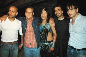 Salim Khan 75. Birthday