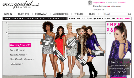 Name-dropping: Missguided