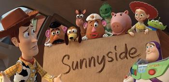 DVD Kritik zu 'Toy Story 3′