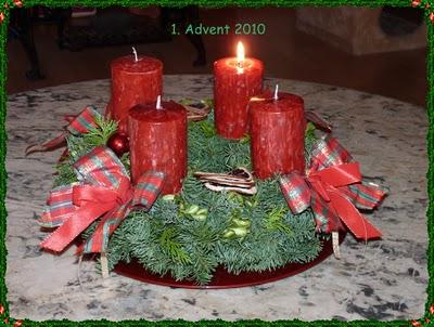 1. Advent in Deutschland / 1. Adviento en Alemania