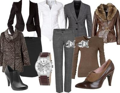 Businessoutfit Businessoutfit Herbst / Winter 2010