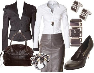 Businessoutfit Cosmopolitan