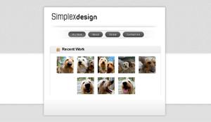 Simplex in Erstelle deine Online Visitenkarte