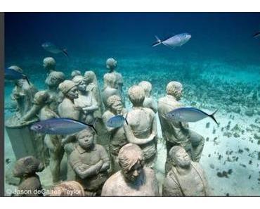 Unterwasser Kunst