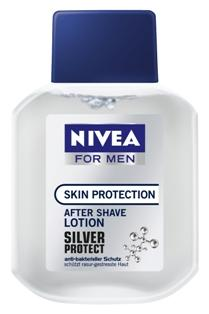 Nivea For Men - Silver Protect After Shave Lotion