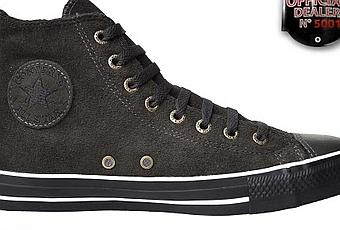 Converse Chuck Taylor All Star Winter Chucks 116075 Leder