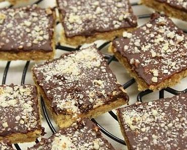 Biscuits aux noisettes et chocolat