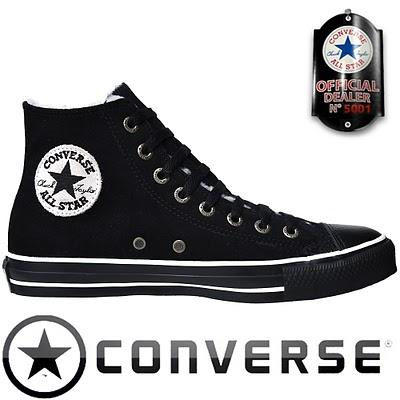 converse chuck taylor all star winter chucks 111517 leder. Black Bedroom Furniture Sets. Home Design Ideas
