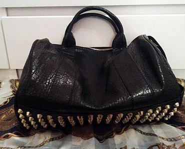 Photo-Lovestory: Alexander Wang Coco Duffel Replica