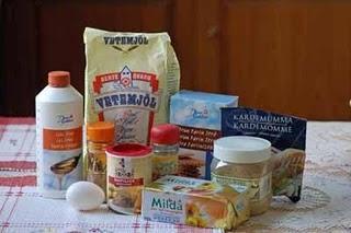 Lebkuchen oder Pfefferkuchen aus Schweden