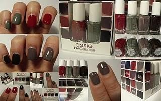Essie Fall Collection & Swatches