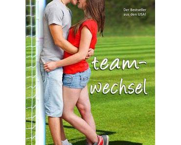 Rezension: Teamwechsel von Piper Shelly
