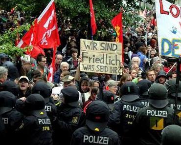 Nach der Demo ist vor der Demo – Die Frankfurter Ereignisse vom 1.6.2013 erzeugen Betroffenheit und Zorn