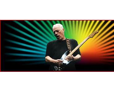 David Gilmour (Pink Floyd) - Ein Vorbild, nicht nur für die Jugend