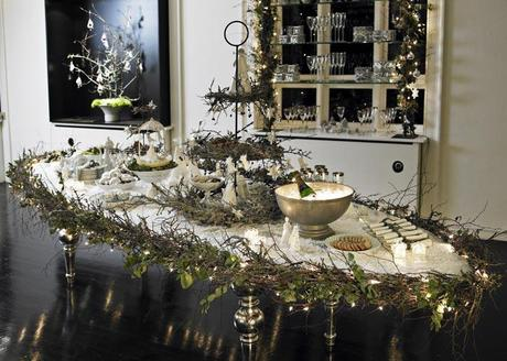 Weihnachtsdekoration alle jahre wieder und immer wieder aufregend - Weihnachtsdekoration modern ...