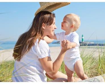 Achtung Sonne! Richtiger Schutz für Babys und Kleinkinder
