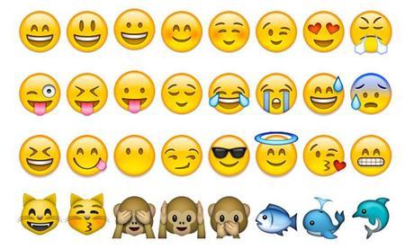 Twitter smileys wie setze ich emoticons in meine tweets - Smiley bisous iphone ...