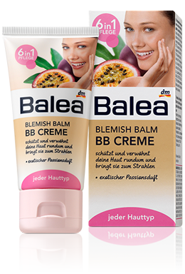 [Preview]: Balea Young Soft & Care wird Balea Rosa Serie