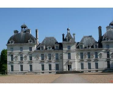 Besuch auf Schloss Cheverny an der Loire