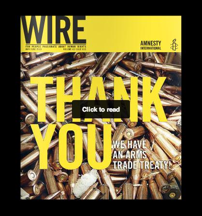 Amnesty_wire magazin