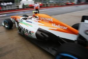 Formel 1: GP von Kanada 2013 – Erste Bestzeit geht an Paul di Resta