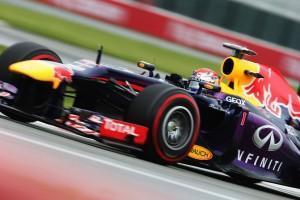 Formel 1: Vettel sichert sich die Pole in Montreal