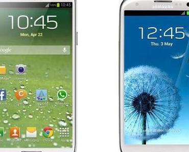 Samsung Galaxy S4 - Kundendienst-Handbuch geleakt