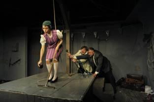 """Drei Bayern in Höchstform – """"Die Hinrichtung"""" im Blutenburg-Theater"""