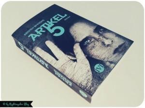 """Rezension zu """"Artikel 5″ von Kristen Simmons"""