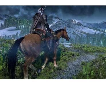 The Witcher 3 – Wilde Jagd bietet mehr als 100 Spielstunden