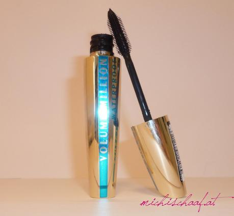 Review - L'Oréal Volume Million Lashes Waterproof Mascara
