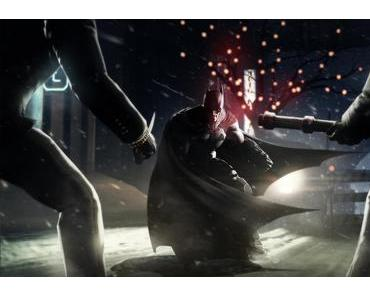 E3: Neuer Trailer zu Batman: Arkham Origins