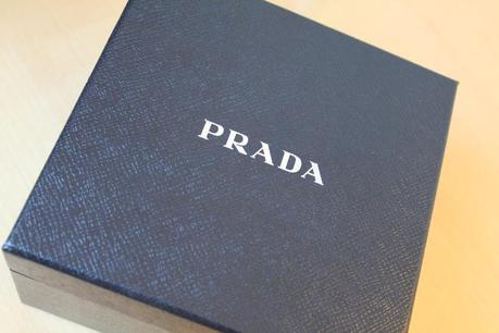 New In: PRADA LG PHONE