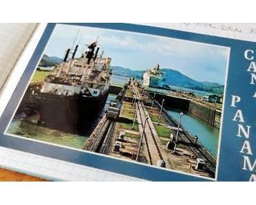 Panama: Kanal in Zeitlupe