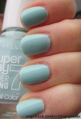 Maybelline Mint For Life